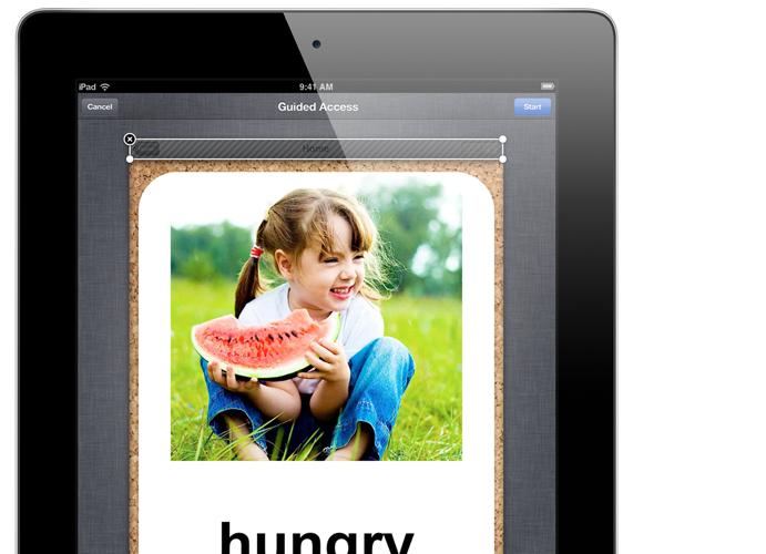 Apple annonce une plus grande accessibilité pour iOS