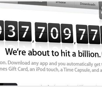 10 milliards de téléchargement pour iTunes