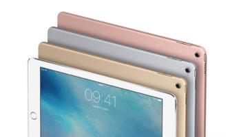 Apple annonce son petit iPad Pro à 695 euros