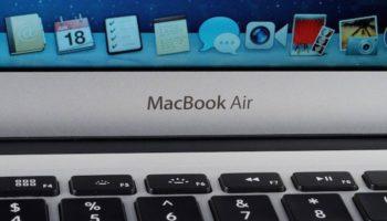 Apple ne va pas révéler un MacBook Air avec écran Retina ce jeudi