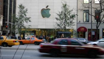 Apple pourrait travailler sur une voiture électrique