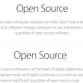 Déclaration controversée pour Apple et l