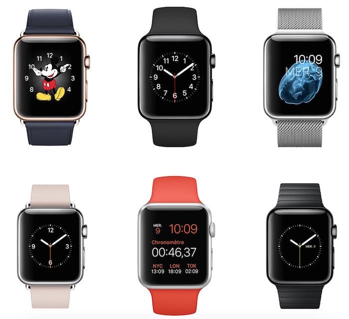 Apple Watch 2 : la production de test lancée ce mois-ci