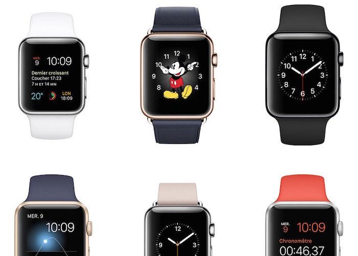 Ne vous attendez pas à une Apple Watch 2 en mars, mais juste un modèle
