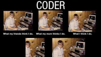 Apprendre à coder est la nouvelle menuiserie, prenez un marteau dès maintenant