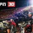Au revoir la programmation 3D sur TV, ESPN 3D ferme d