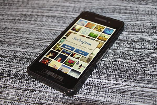 881e1d0529a06 Aucune application Instagram native serait prévue pour BlackBerry 10