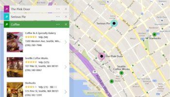Bing Maps : nouvel affichage pour le Web