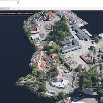 Bing publie une énorme image de 270 téraoctets pour les spectaculaires Bird