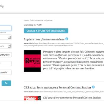 Bitly lance son API pour analyser le contenu partagé sur les différents réseaux – Recherche en temps-réel sur l