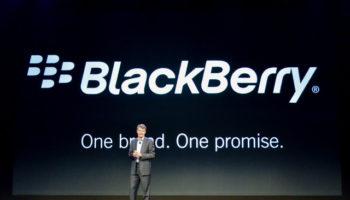 BlackBerry célèbre le premier million de ventes BB10, mais déplore une autre perte d