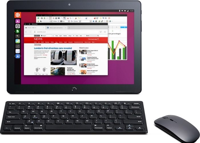 BQ Aquaris M10 Ubuntu Edition : elle est disponible en prévente à 260 euros