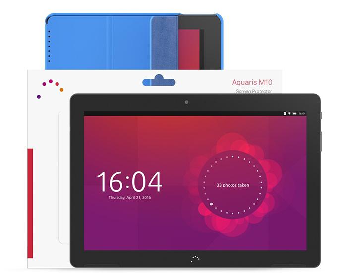 BQ Aquaris M10 : un retard à l'allumage pour la tablette sous Ubuntu