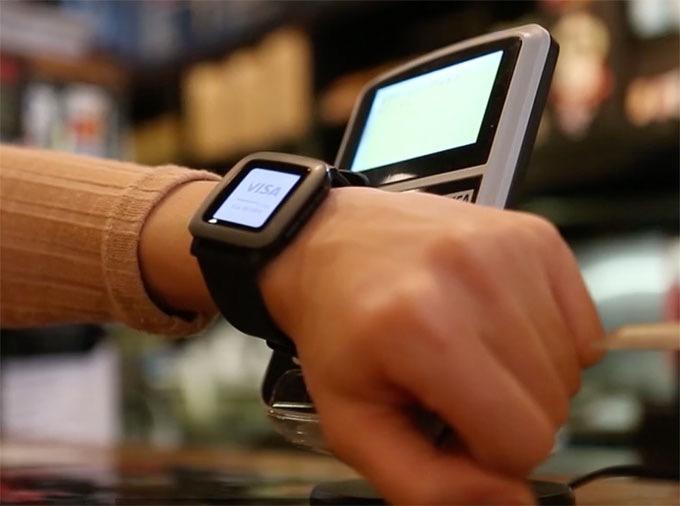 Le bracelet de Pagaré dédié aux Pebble Time va offrir le paiement sans contact