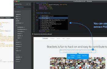 Brackets 1.0 : Adobe lance son éditeur de texte open source