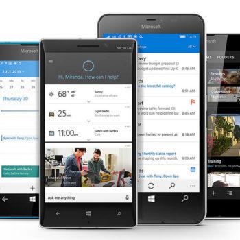 Build 2016 : Microsoft évoque peu Windows 10 Mobile, et se concentre sur le bureau