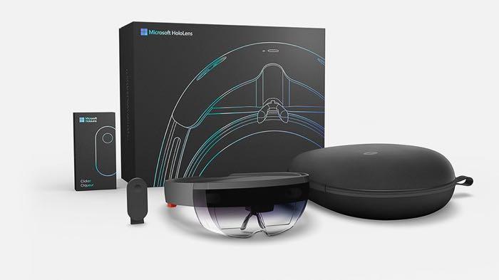 Build 2016 : Microsoft commence à expédier ses HoloLens aux développeurs