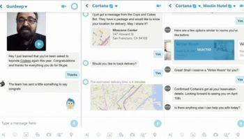 Build 2016 : Skype va embarquer Cortana et bien plus