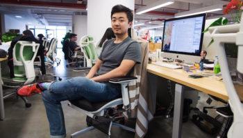 Carl Pei, PDG de OnePlus, veut bosser en tant que stagiaire chez Samsung