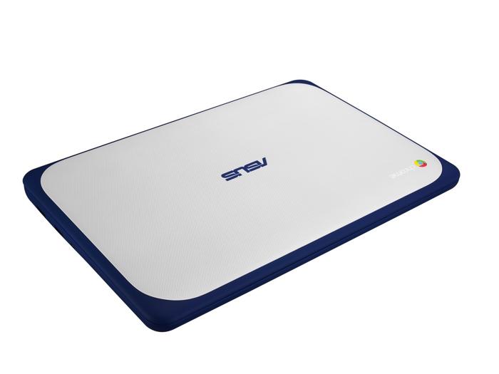 ASUS Chromebook C202 : capot fermé