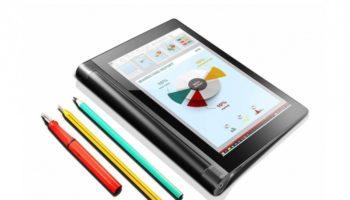 YOGA Tablet 2 : avec la technologie AnyPen écrivez avec n