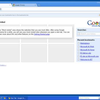 Chrome étend le support pour Windows XP jusqu