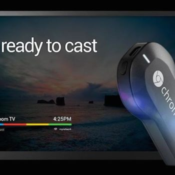 Chrome OS ajoute le support Google Drive au Chromecast