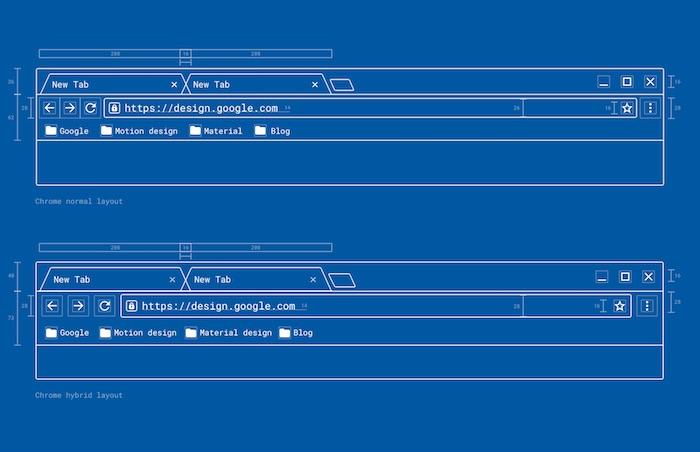 Chrome OS passe au Material Design
