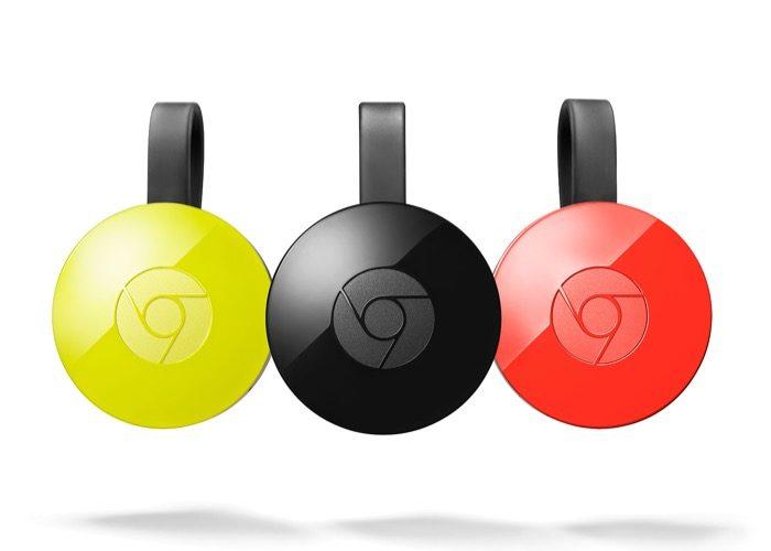 Le Chromecast cannibalise 35 % du marché des lecteurs de flux multimédias en 2015