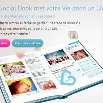 Créer mon Social Book