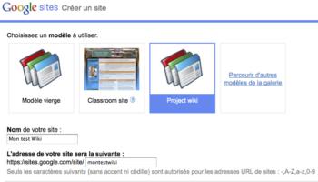 Comment faire pour utiliser Google Sites en tant que Wiki et collaborer sur des projets – Wiki dans Google Sites