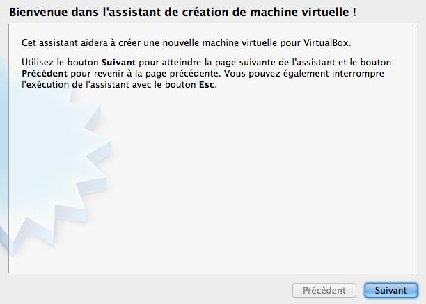 Comment installer Chrome OS sur VirtualBox et en USB - Assistant de création de machine virtuelle