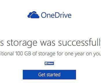 Comment récupérer 100 Go sur OneDrive si vous utilisez Dropbox