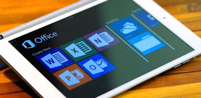 Comment r cup rer une copie de microsoft office sur votre - Comment installer office 365 sur ipad ...