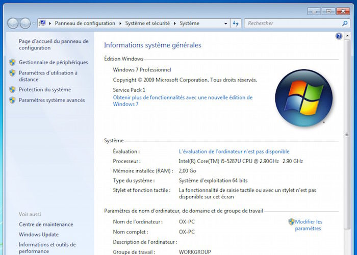 TÉLÉCHARGER TRANSFORMER VISUELLEMENT WINDOWS XP EN VISTA OU OS X