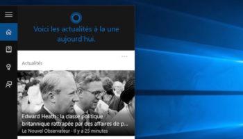 Comment utiliser et configurer Cortana sur Windows 10