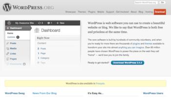 Comparaison des meilleurs systèmes de gestion de contenu (CMS) – WordPress