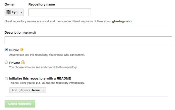 Comprendre GitHub : Fork, Branch, Track, Squash et Pull Request – GitHub affiche ces instructions lorsque vous allez lancer un nouveau projet