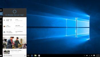 Si Cortana est plus intelligent que jamais, il cherchera pas sans Bing et Edge