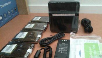 Découvrez le Synology DiskStation DS411 – Vue d