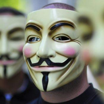 Des allégations des Anonymes indiquent qu