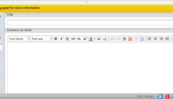 Des extensions Firefox que tout blogueur doit avoir ! – ScribeFire Next 4.0