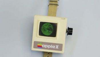 Comment construire votre propre Apple Watch (style Apple II)