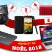 Enquête sur votre cadeau high-tech de Noël 2012