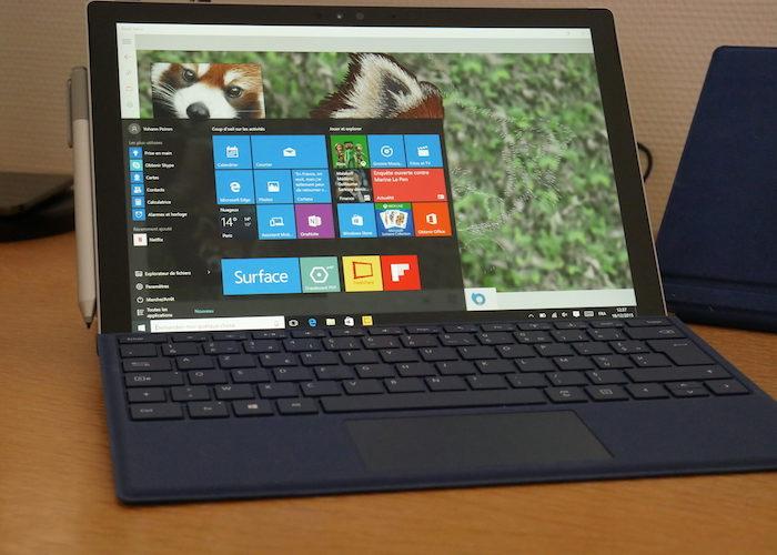 Une enquête montre que Windows 10 est populaire et apprécié