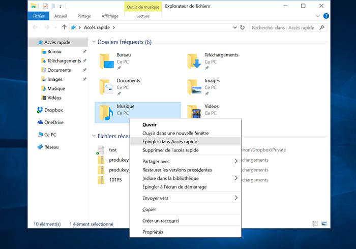 Est-ce que Microsoft métamorphose son explorateur de fichiers sous Windows 10 ?