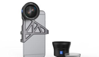Maintenant, vous pouvez obtenir des lentilles Zeiss pour votre iPhone !