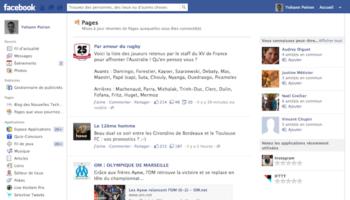 Facebook expérimente le flux d