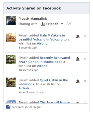 facebook lance un nouveau plugin social pour partager de l 39 activit. Black Bedroom Furniture Sets. Home Design Ideas