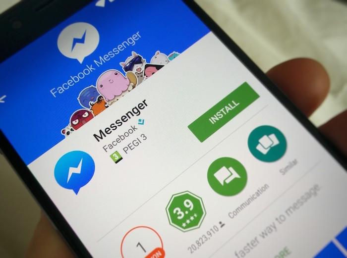 Facebook Messenger pourrait être la nouvelle façon de payer